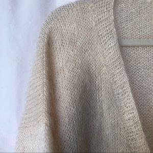 Vintage Sweaters - SOLD (DEPOP) VINTAGE   Mohair sweater oversized
